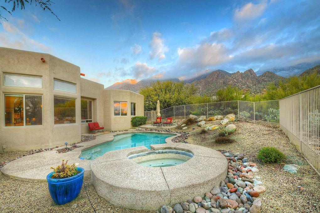 6780 N Avenida De Las Palazas, Tucson, AZ 85750