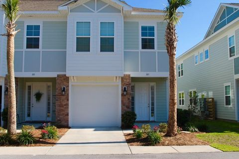 Photo Of 107 Fossil Falls Ln Panama City Beach Fl 32407 Townhome For Rent