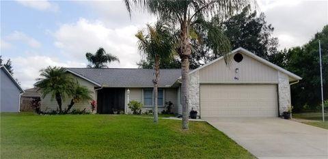 Exceptional 841 Grandin Ave, Sebastian, FL 32958. House For Rent