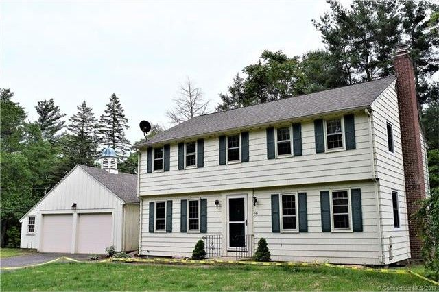16 W Tomstead Rd, Simsbury, CT 06070