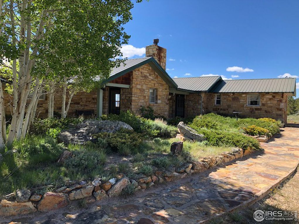 2631 County Road 7A Walden, CO 80480