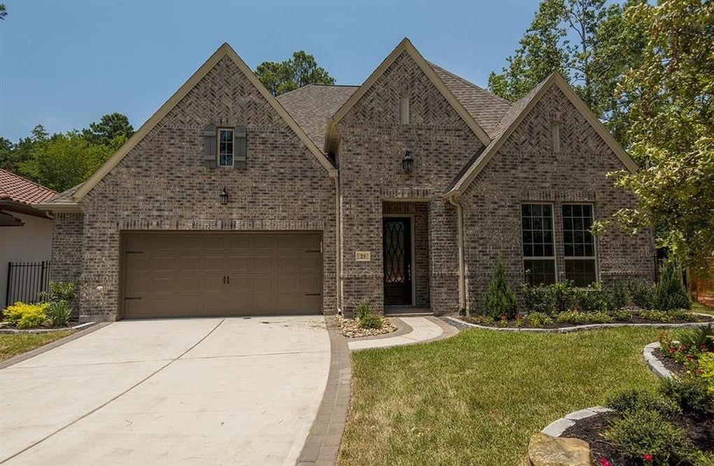 23 Madrone Terrace Pl, The Woodlands, TX 77375