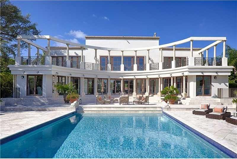 Indian Creek Village, Miami, is America's most exclusive village ...