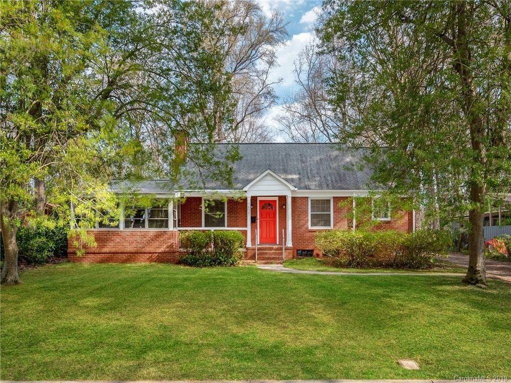 1521 Pinecrest Ave, Charlotte, NC 28205