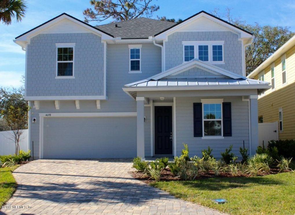 4098 Gulfstream Dr, Jacksonville Beach, FL 32250