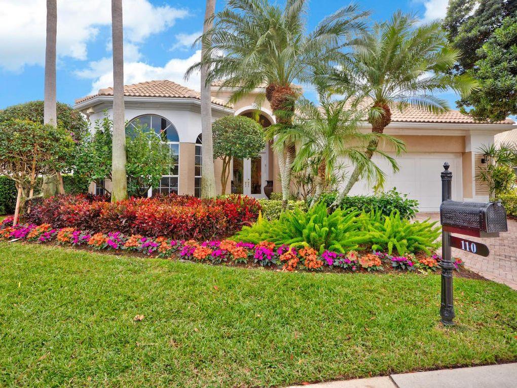 110 Banyan Isle Dr Palm Beach Gardens Fl 33418