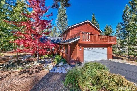 1580 Boca Raton Dr South Lake Tahoe CA 96150