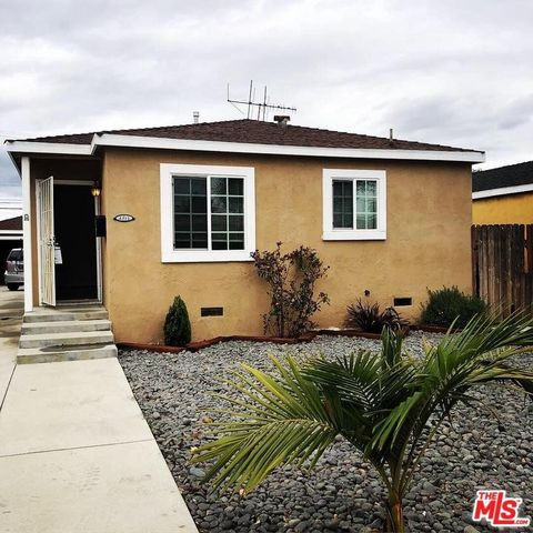 Photo of 4311 W 160th St, Lawndale, CA 90260