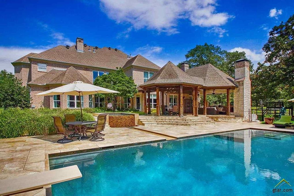 1985 highland park ct tyler tx 75701 - Mansions With Swimming Pools