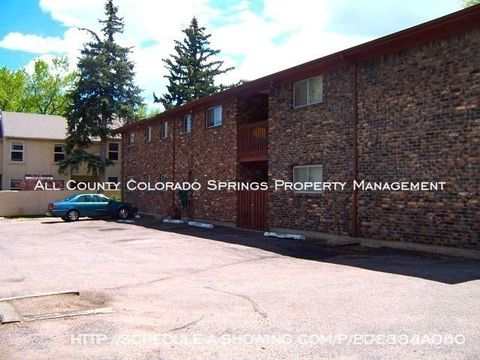 Photo of 64 Newport Cir Apt 5 B, Colorado Springs, CO 80906