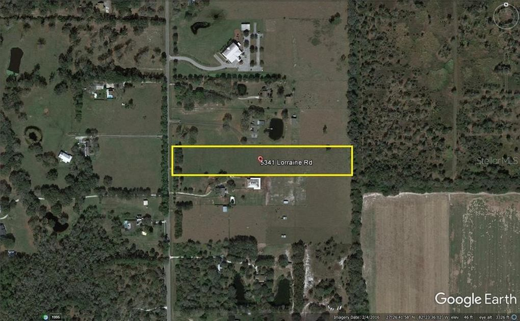 5341 Lorraine Rd Bradenton FL 34211 Land For Sale and Real