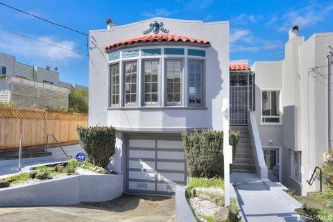315 Byxbee St, San Francisco, CA 94132