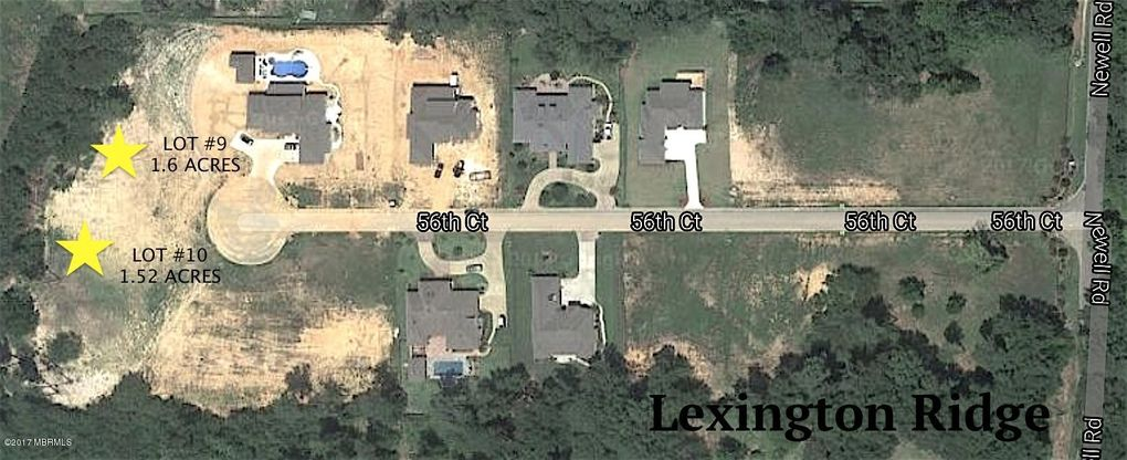 56th Ct Lot 10, Meridian, MS 39305