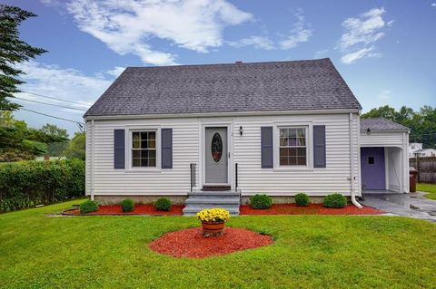 2 Mayfield Rd, Auburn, MA 01501. House For Sale