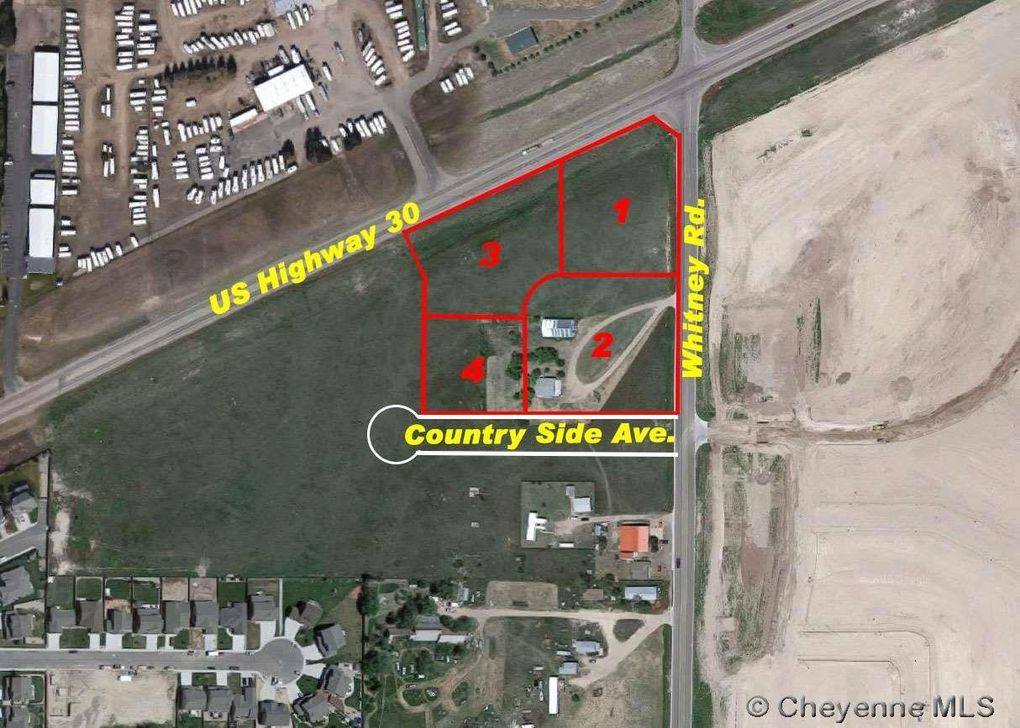 L B Us Highway Cheyenne WY Land For Sale And Real - Us highway 30 map