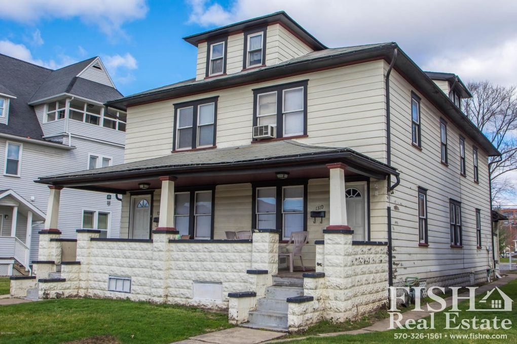 1310 1312 w fourth st williamsport pa 17701 for Fish real estate williamsport pa