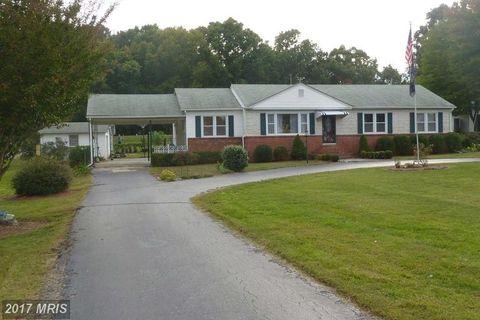 21955 Budds Creek Rd, Leonardtown, MD 20650