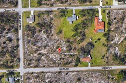 1005 Calvin Ave, Lehigh Acres, FL 33972