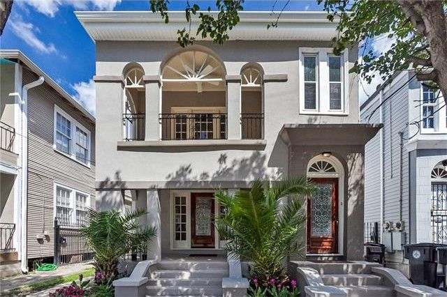 Homes For Sale In Audobon Place New Orleans La