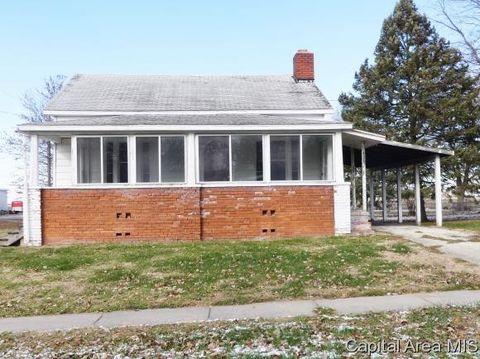 Photo of 406 Elizabeth St, Illiopolis, IL 62539