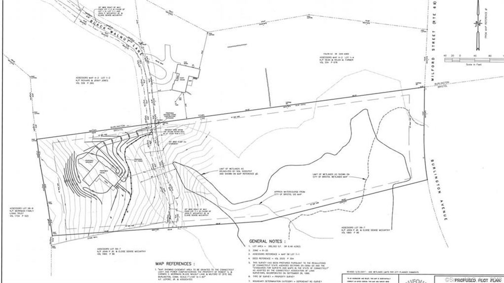 1321 Burlington Ave, Bristol, CT 06010 - Land For Sale and Real ...
