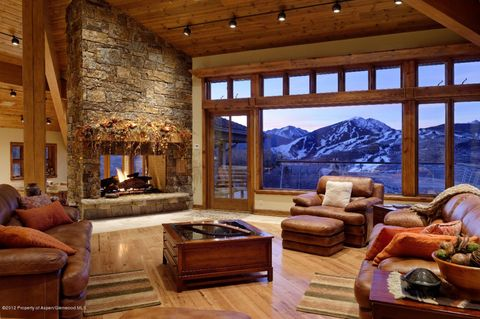aspen co real estate homes for sale