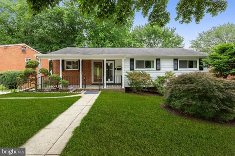 Photo of 9809 Hedin Dr, Silver Spring, MD 20903