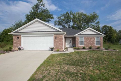 Photo of 2624 S Jill Dr, Princeton, IN 47670