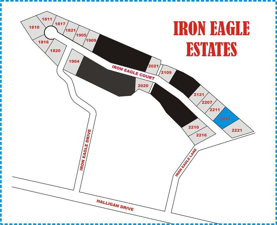 2217 Iron Eagle Ct North Platte Ne 69101 Land For Sale