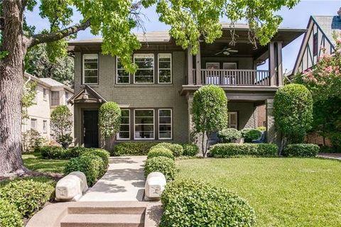 Dallas Tx Multi Family Homes For Sale Real Estate Realtor Com
