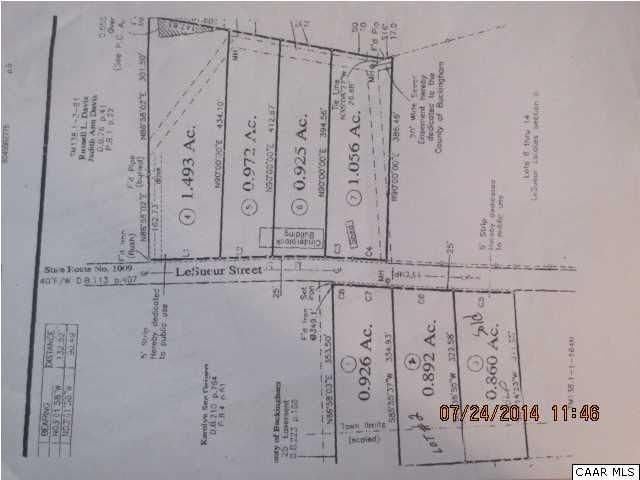 Buckingham County Tax Property Tax Records