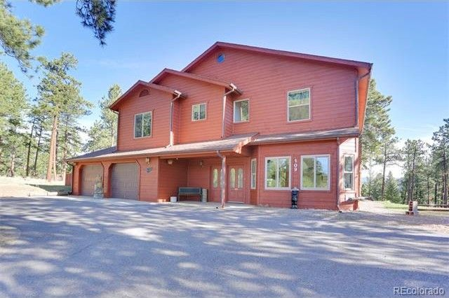 109 Old Corral Rd, Bailey, CO 80421