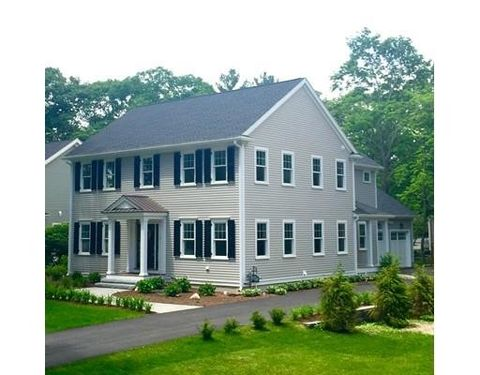1 Hickory Rd, Wellesley, MA 02482