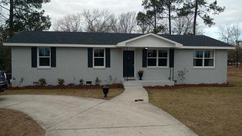 1507 Izlar Street Ext, Blackville, SC 29817
