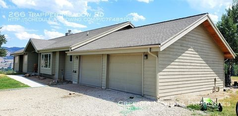 Photo of 266 Trapper Meadow Rd, Darby, MT 59829