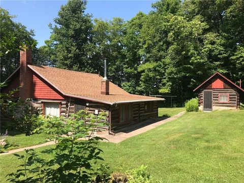Photo of 23005 N E Stuebe Rd, Clam Lake, WI 54517