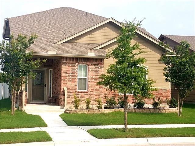 18316 Friendship Hill Dr, Pflugerville, TX 78660