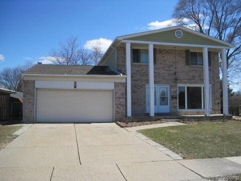 Sterling heights mi apartments with car garage realtor