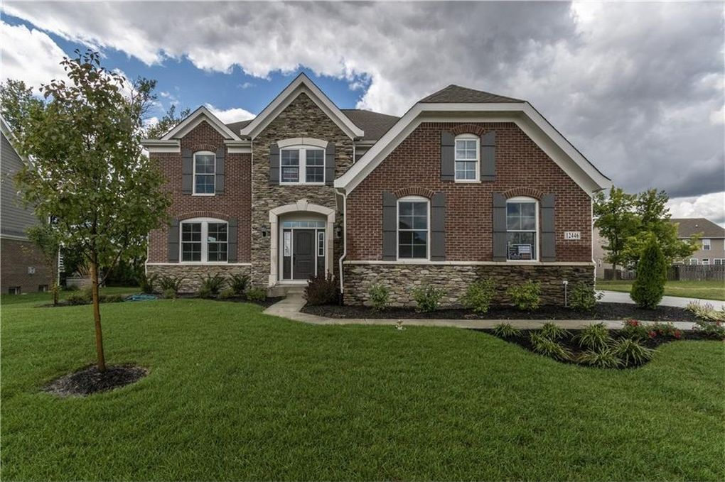 12446 Clover Hill Trce, Fishers, IN 46037