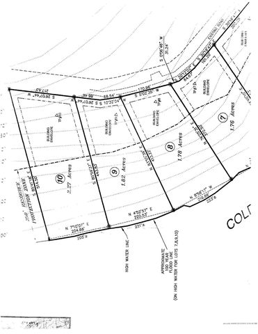 Bluff Rd Lot 9 Enfield Me 04493