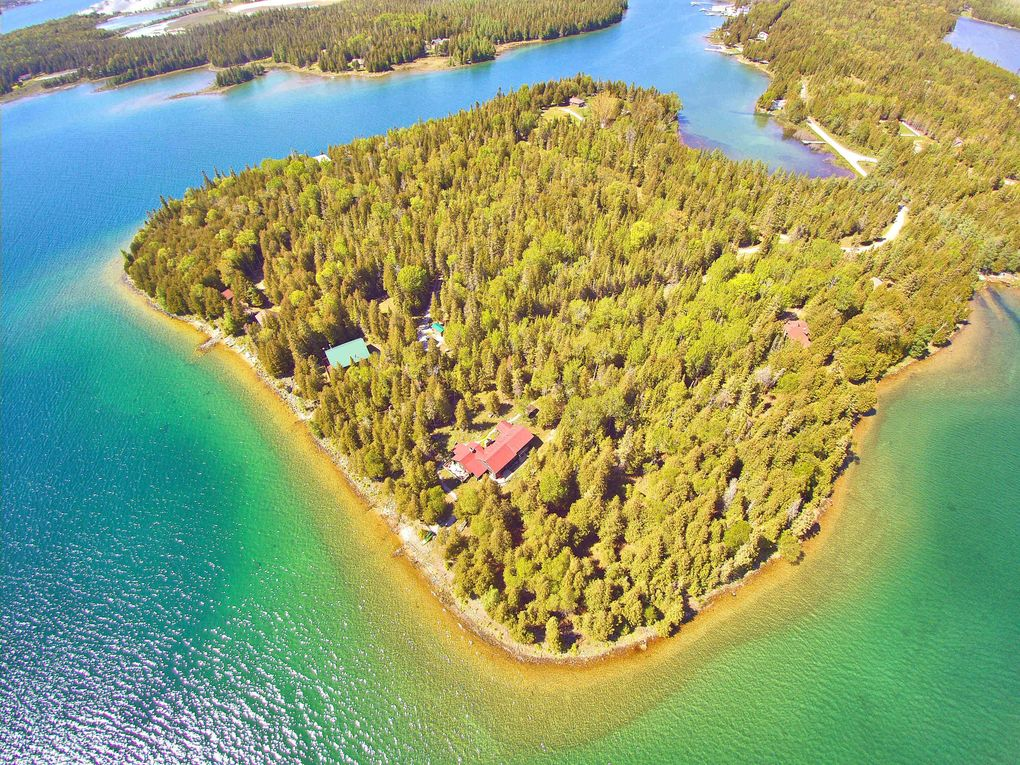 Property For Sale On Drummond Island Mi