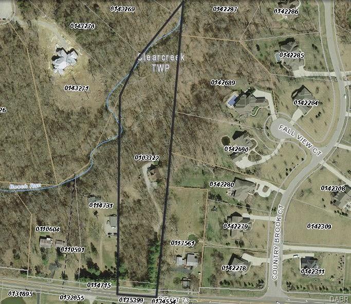 Springboro Ohio Map.832 E State Route 73 Springboro Oh 45066 Realtor Com