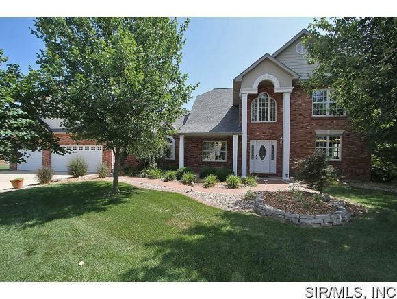990 prestonwood dr edwardsville il 62025 home for sale
