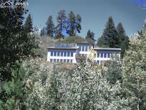 9125 Canyon Dr Unit B, Woodland Park, CO 80863