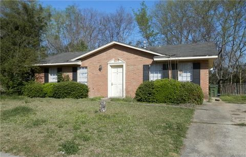 Homes For Sale Near Fitzpatrick Elementary School Montgomery Al
