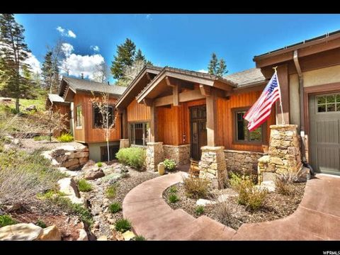 picturesque city homes and gardens. 7148 Canyon Dr  Park City UT 84098 House for Sale Real Estate Homes realtor com