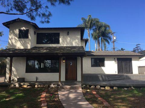 3631 Hyacinth Dr, San Diego, CA 92106