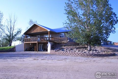 Photo of 34427 County Rd W, Hillrose, CO 80733