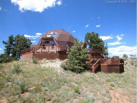 241 Bear Dr, Guffey, CO 80820