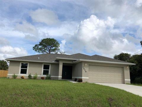 1674 Finlet Ave, North Port, FL 34288